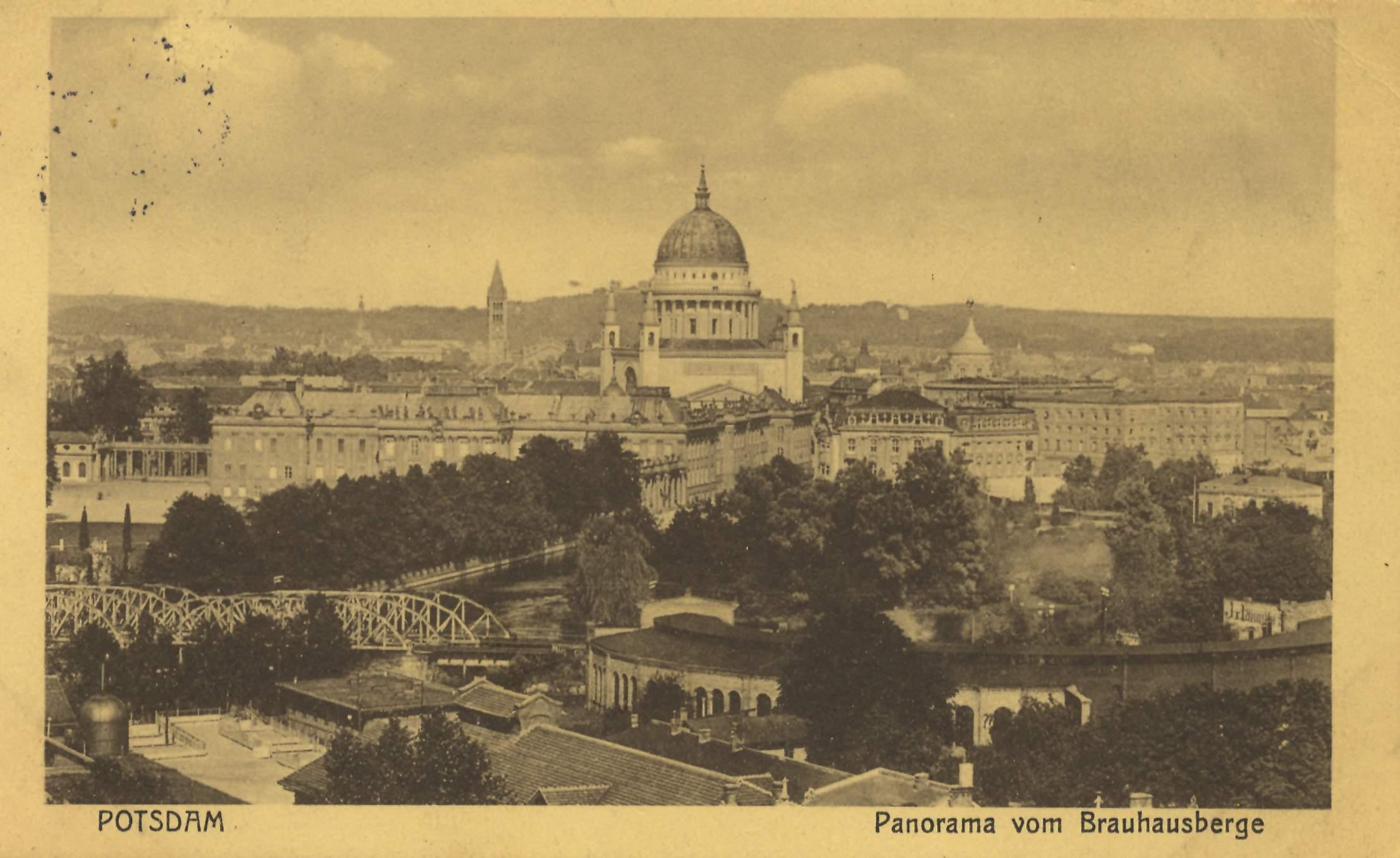 Potsdam_Postkarte_1914